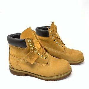 Timberland Boots Classic Wheat Waterproof Leather